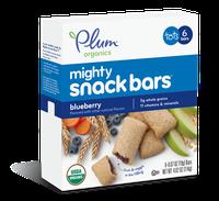 Plum Organics Mighty Snack Bars® Blueberry
