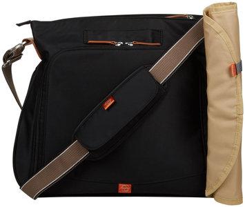 PacaPod Portland Diaper Bag in Black