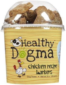 Healthy Dogma Chicken Barkers Biscuits - 8 oz