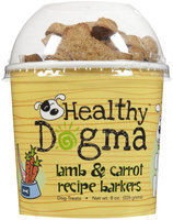 Healthy Dogma Lamb & Carrot Barkers Biscuits - 8 oz