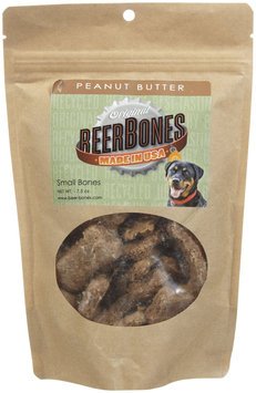 Cohiba's Beer Bones for Dogs - Small Bones - 7.5 oz. Bag