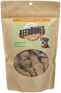 Beer Bones Cheese Ale Dog Biscuits Small 7-oz bag