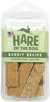 Zeigler's Distributor Inc Hare of the Dog Rabbit Jerky Big Dog Treat