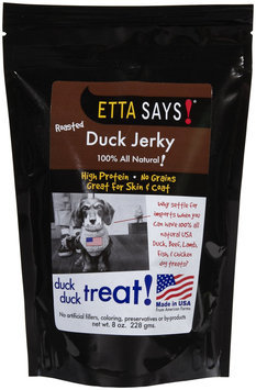 Etta Says! Roasted Duck Jerky