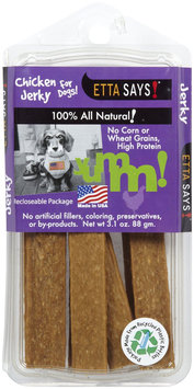 Best Friend Products Corp Etta Says Snack Attack Jerky Dog Treat Chicken