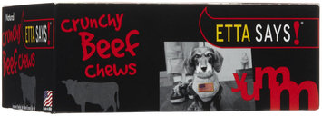 Etta Says! Beef Chew Box - 4-inch - 36 count