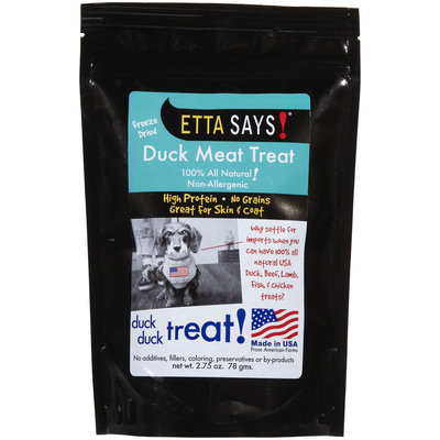 Etta Says! Freeze Dried Duck Treats