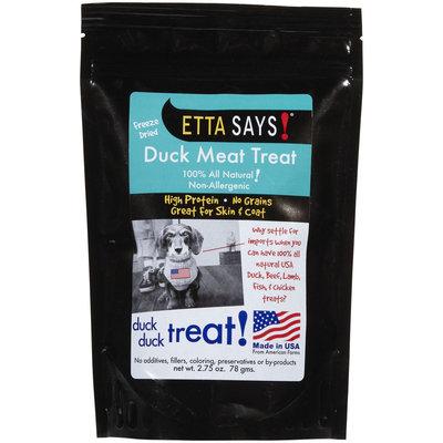 Etta Says! Freeze Dried Duck Treats