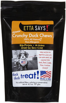Etta Says! Ultimate Crunchy Duck Chews