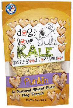 Dogs Love Kale Punkin' Flavored Dog Treats