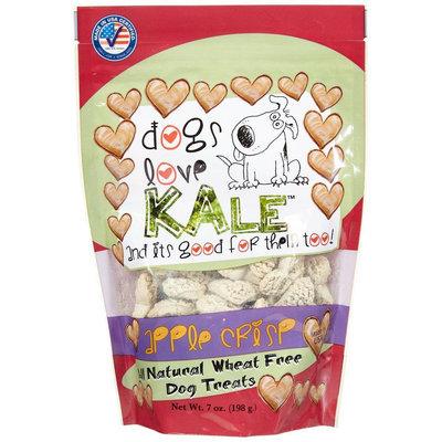 Dogs Love Kale Apple Crisp Flavored Dog Treats