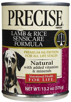 Precise Canine Sensicare Canned Dog Food