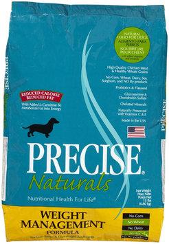 Precise Canine Light Dry Dog Food 15 Lb bag