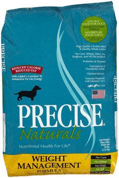 Precise Canine Light Dry Dog Food 30 Lb bag