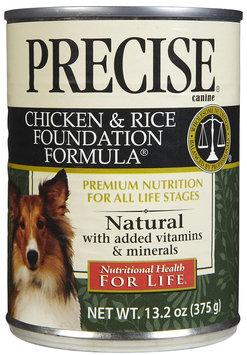 Precise Pet 726071 Canine Foundatn 12-13.2 Oz. Pack of 12