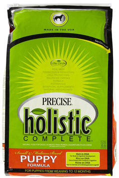 Precise Holistic Complete Small & Medium Breed Puppy - 15 lb