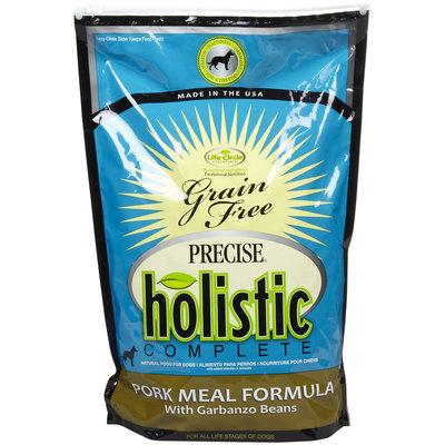 Precise Holistic Complete Grain Free Pork & Garbanzo Bean