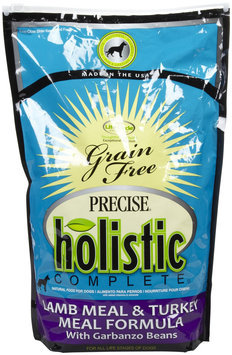Precise Holistic Complete Grain Free Lamb & Turkey