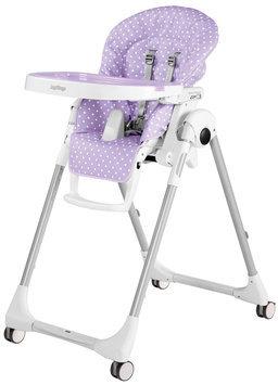 Babies R Us Peg Perego - Prima Pappa Zero3 Highchair - Baby Dot Lilac