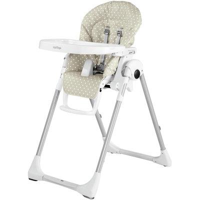 Babies R Us Peg Perego - Prima Pappa Zero3 Highchair- Baby Dot Beige
