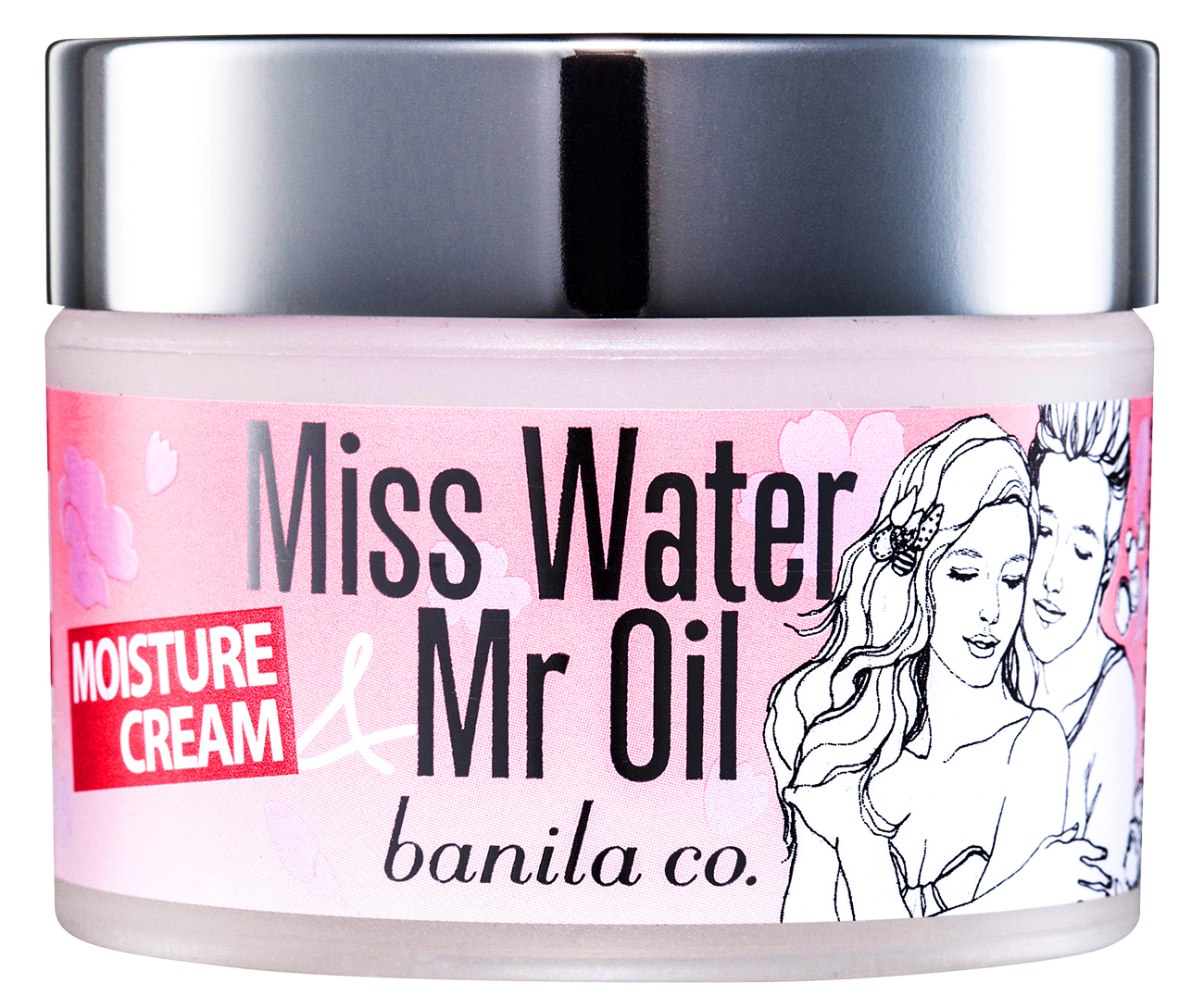 Banila Co. Miss Water & Mr. Oil Moisture Cream