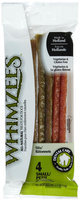 Whimzees Stix Dental Treat - S