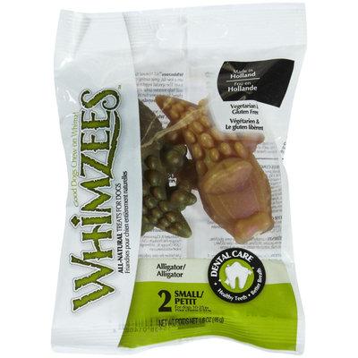 Whimzees Alligator Dental Treat - S