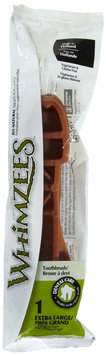 Whimzees Toothbrush Treat - XL