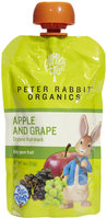 Peter Rabbit Organics Apple & Grape - 10 pk