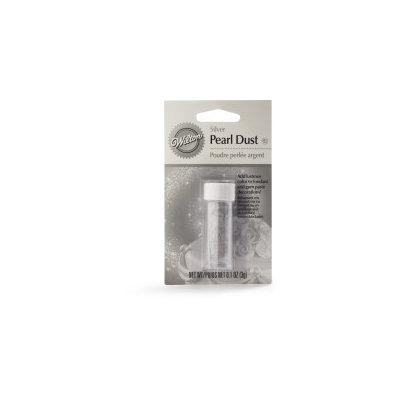 Wilton W703PD-218 Silver Pearl Dust 3 Grams