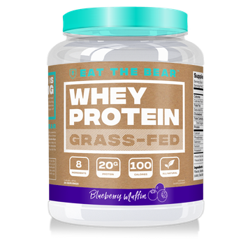 Eat the Bear Grass-Fed Whey Protein