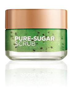L'Oréal Pure Sugar Scrub Purify & Unclog