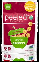 Peeled Snacks Apple Clusters Apple Crunch
