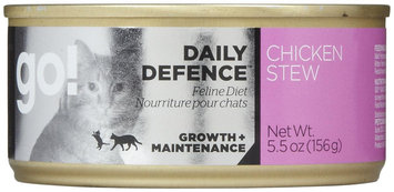 Go! Daily Defence Chicken Stew - 24x5.5oz