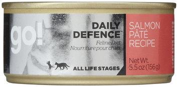 Petcurean 152039 Go Dd Salmon Pate Cat 24-5.5 Oz. Pack of 24