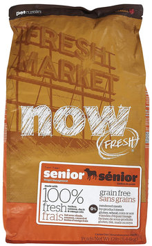 Now Fresh Grain Free Senior Dog Recipe