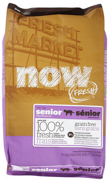 Now Fresh Grain Free Senior Cat Recipe
