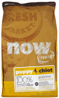 Now Fresh Grain Free Puppy Recipe
