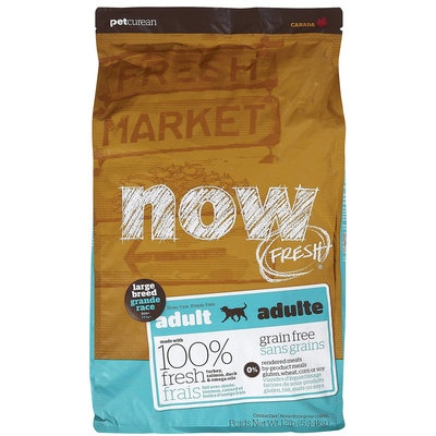Phillips Feed & Pet Supply Now Fresh Grain Free Large Breed Adult Dog Recipe