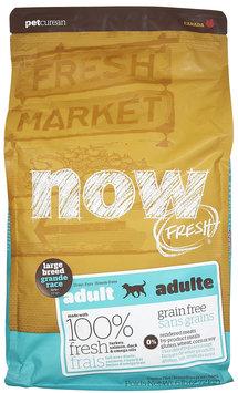 Now Fresh Grain Free Large Breed Adult Dog Recipe