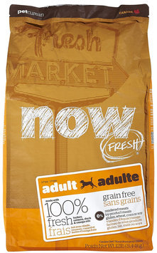 Now Fresh Grain Free Adult Dog Recipe