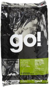 Petcurean Go! Sensitivity and Shine Turkey Recipe Dry Dog Food