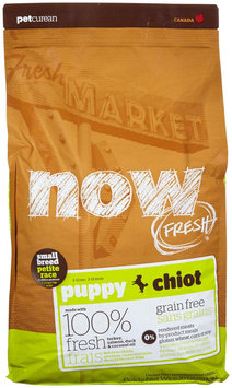 Now Fresh Grain Free Small Breed Puppy Recipe - 6lb