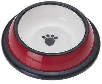 Petrageous Designs Cosmo-PAW-litan Plastic Pet Bowl