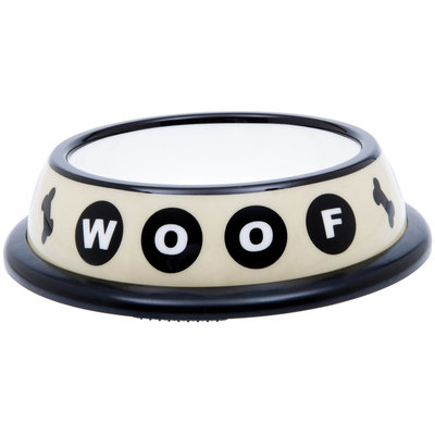 Urban Dog Plastic Pet Bowl