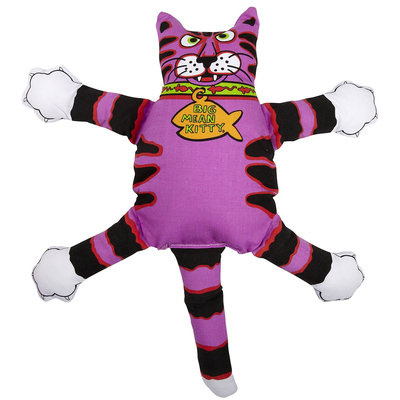 Fat Cat Terrible Nasty Scaries Dog Toy