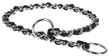 Booda Products Comfort Chain Collar Black 2mm X 14inch