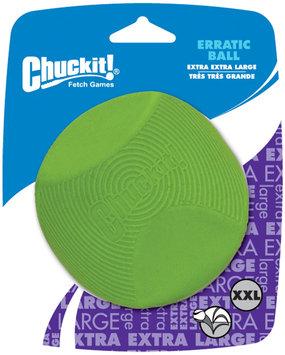 Canine Hardware Inc ChuckIt Erratic Ball Dog Toy XX-Large