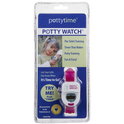 Potty Time Potty Watch - Pink - 1 ct.