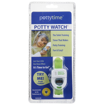 Potty Time Potty Watch - Green - 1 ct.